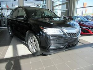 2014 Acura MDX Elite Package SH-AWD, DVD PLAYER, LEATHER, NAV...