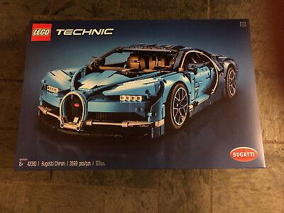 Lego Technic 42083 Bugatti Chiron New In Box