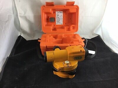 Nikon Ax-1 18x 130 25mm Auto Level Construction Survey Autolevel Ax1 Wcase