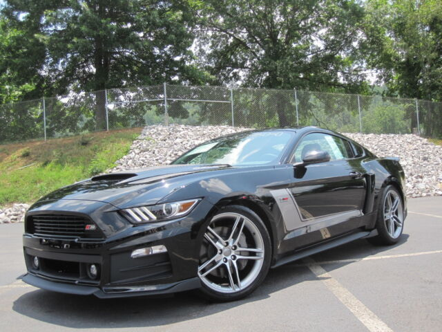2015 FORD MUSTANG ROUSH STAGE 3 LOADED WITH THE GOODIES 670+ HP LOW RESERVE SET