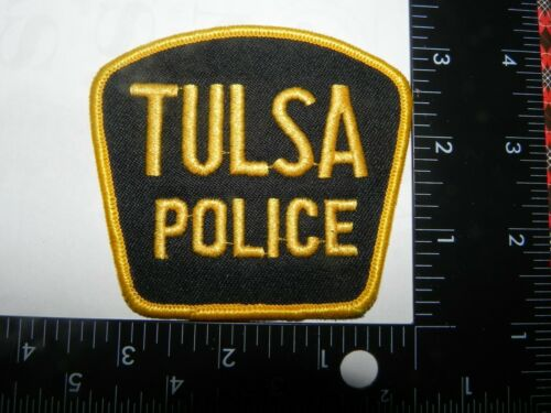 TULSA, OKLAHOMA POLICE