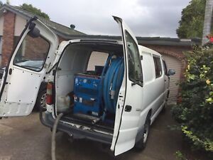 Carpet Cleaning Van For Sale Australia : Truck mount carpet cleaning machine for sale van miscellaneous