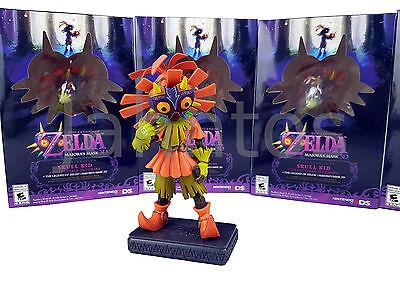 The Legend of Zelda Figur Figure Majoras Mask Maske Skull Kid Horror Kid Link