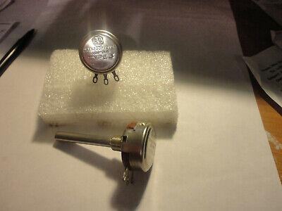 1pc. Allen Bradley 100 Ohm Type J 2 Watt Linear Potentiometer