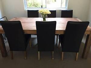 9 Piece Dining Setting Bronte Eastern Suburbs Preview