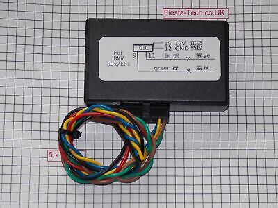 For Bmw E90 E60 X5 X6 E7x E9x E6x E81 E82 E87 E88 For Bmw Cic Emulator Navigation Vim Latest Technology Charging & Starting Systems Auto Replacement Parts