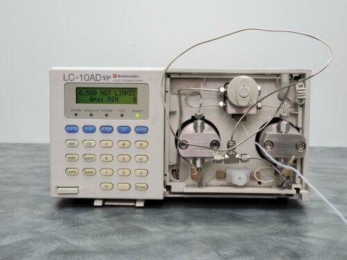 Shimadzu LC-10AD VP HPLC Pump