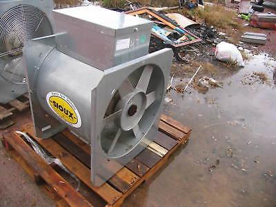 Sioux 24 Grain Bin Axial Aeration Fan 5-7 Hp 3 Phase 230v