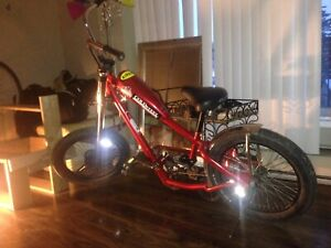 West coast chopper limited edition bycycle