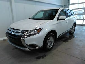 Mitsubishi Outlander Es*awd*bluetooth*camera De Recul 2017