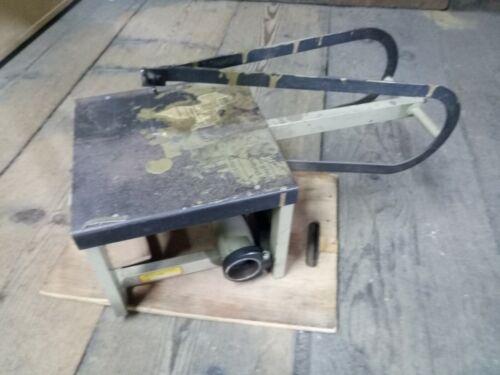 Dekupiersäge - Aufsatz für Bohrmaschiene ca 7 kg zum festmachen mittels Zwinge !