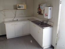 Relocatable site shed, donga with kitchenette Yandina Maroochydore Area Preview