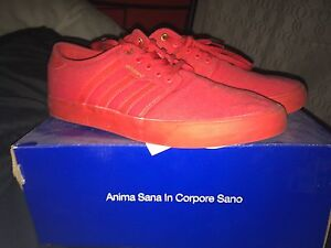 Red addidas shoes Bertram Kwinana Area Preview