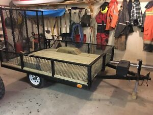 Great Utility Trailer For Sale
