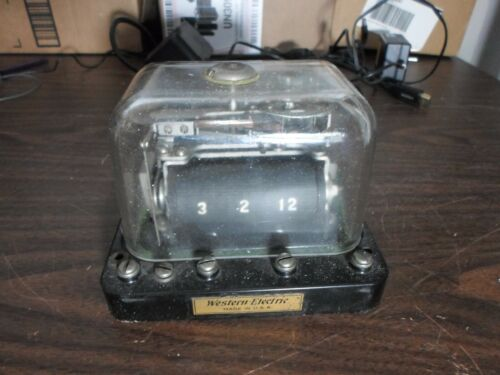 Antique Western Electric Telegraph
