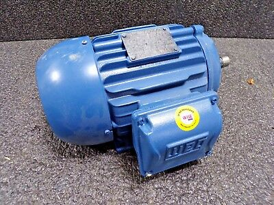 2 Hp General Purpose Motor3-phase 1750 Nameplate Rpmvoltage 230460 Free Ship