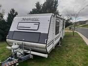 2010 Majestic Knight Pop top caravan Bathurst Bathurst City Preview