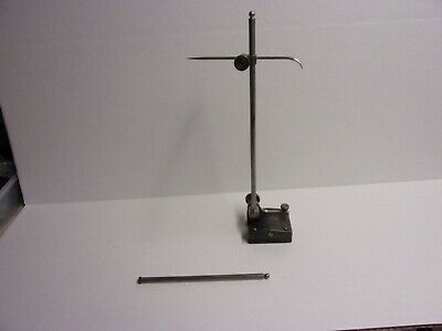 Starrett 257a Full Sized Surface Gage.  7 12 Posts Used