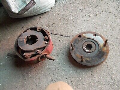 Farmall International 656 Rc Tractor Ih Right Disk Disc Brake Assembly Covers