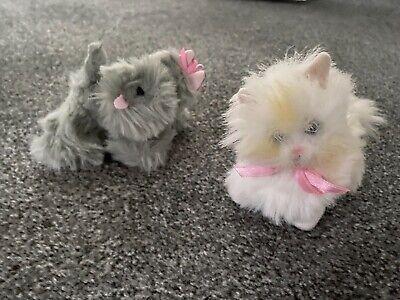 Barbie Vintage Mattel Puppy Ruff Scottish Terrier Dog/Mitzi Meow Kitty Cat 1993