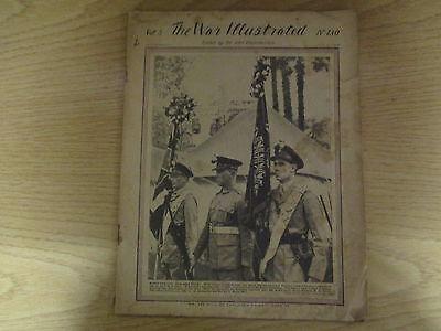 June 12th 1942, WAR ILLUSTRATED 130, Tu Lee Ming, James Shanahan, Alaric Jacob.