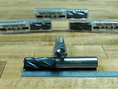 1/2 (.500) 4 FL AlTiN Carbide End Mill - TST -**BRAND NEW** 001-43-0500-000