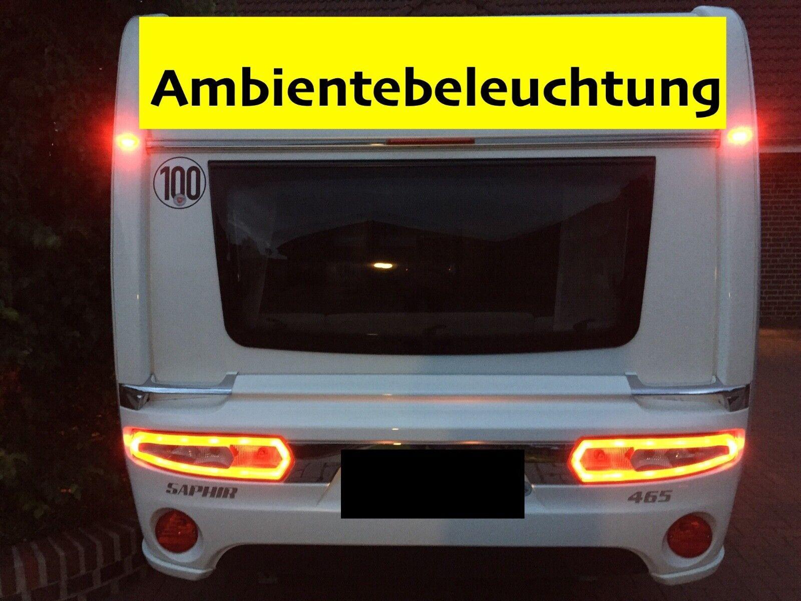 Wohnwagen Zubehör / Adapter für dimmbares Stand und Begrenzungslicht