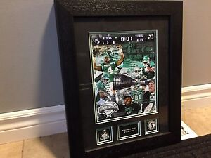 Rider framed keepsake