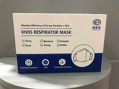 FFP2 Infektionsschutzmasken ohne Ventil Atemschutzmaske 5 Stück