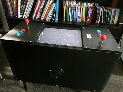 Arcade Machine as new