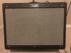 Fender Hot Rod Deluxe iii tube amp.