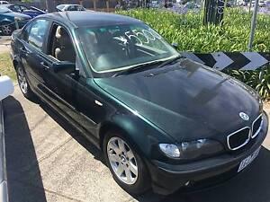 2003 BMW 318i Manual Sedan REG & RWC Oakleigh East Monash Area Preview