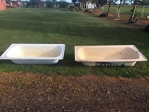Livestock Drinking Troughs Bathtubs Hoppers Crossing Wyndham Area Preview