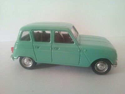 Renault 4 4L R4 1964 Solido 4544 1/43 made in france