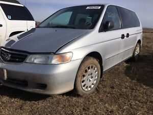 2004 Honda Odyssey for parts only