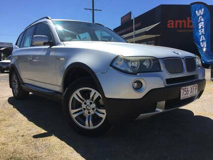 2007 BMW X3 Wagon