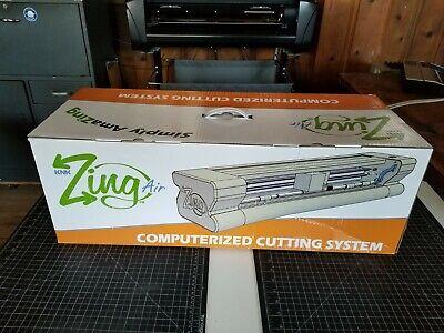 Knk Zing Air 14 Vinyl Cutter Craft Die Cutting Machine Computerized Die Cutter