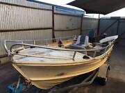 Quintrex Fish Nipper 3.5 Open Dinghy Runabout Boat Toowoomba Toowoomba City Preview