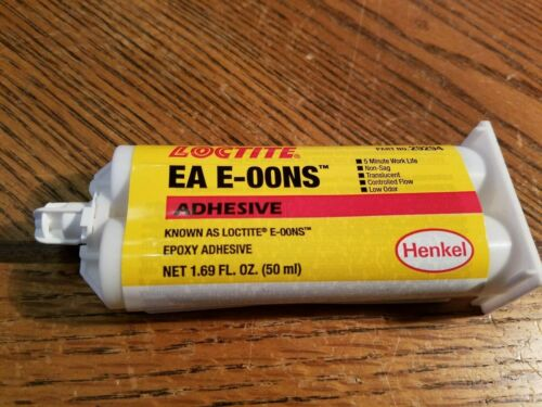 Loctite, Epoxy Adhesive, E-00NS,  1.69 oz,  50 ml,  New