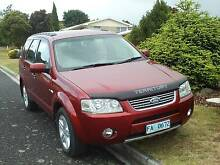 2004 Ford Territory Wagon GHAI AWD Ulverstone Central Coast Preview