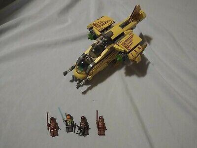 lego star wars wookie gunship 75084