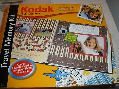 Kodak Travel Memory Kit Opened but Never Used Kodak Travel Kit