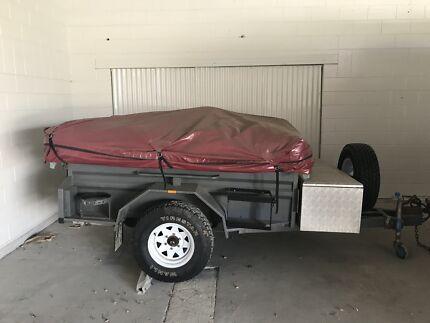Market direct camper trailer 2014