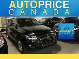 2015 Audi Q5 2.0T Progressiv |NAVIGATION|PANOROOF|LEATHER