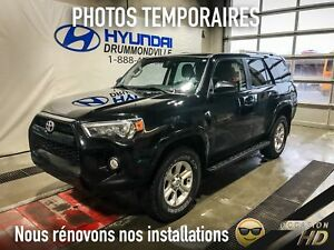 Toyota 4Runner SR5 + V6 + AWD + CAMERA + CRUISE + BLUETOOTH + WO