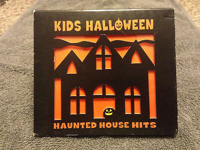 Drew's Famous Kids Halloween Hits 13 Tracks CD 2004 Playgraded - Kids Halloween Cd