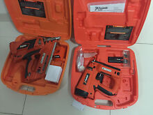 2X paslode nail gun the finishing gun brand new never been used Casula Liverpool Area Preview