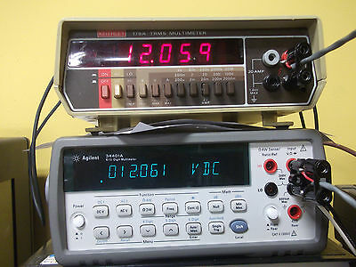 Keithley 179a True Rms Multimeter Free Shipping
