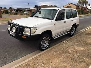 2005 Toyota LandCruiser Wagon West Lakes Charles Sturt Area Preview