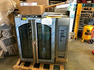 Baxter Ov310e Electric Rotating Steam Oven New And Never Installed